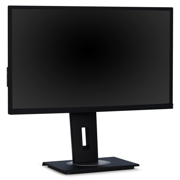 "Viewsonic VG2448-PF 24"" Ergonomic 1080p IPS Monitor with Built-In Privacy Filter -"